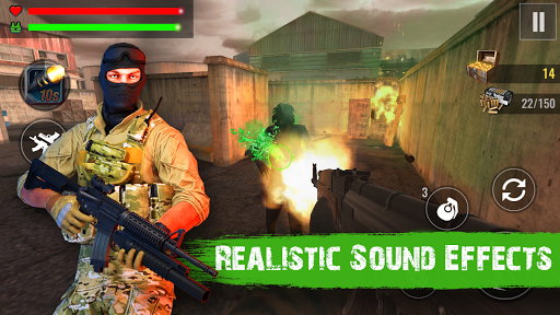Zombie Shooter Hell 4 Survival  screenshots 4