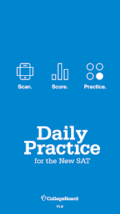 Daily Practice for the New SAT - náhled