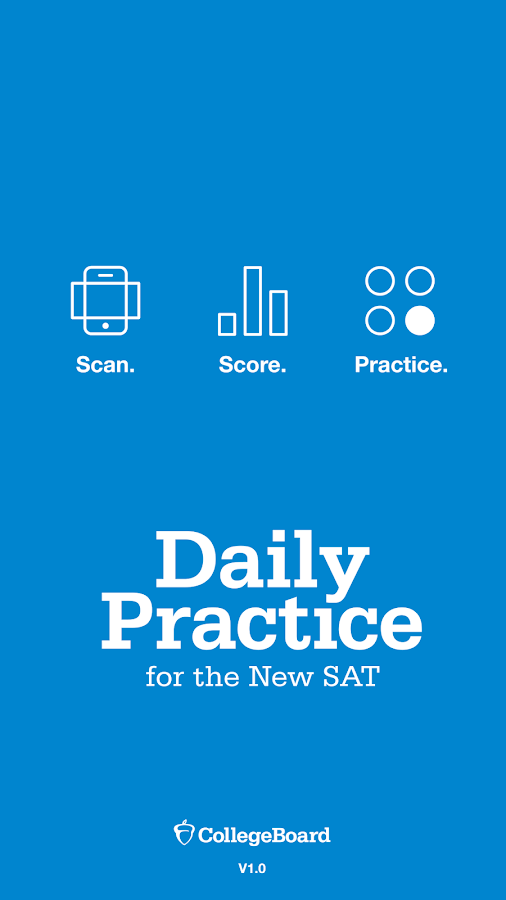 Daily Practice for the New SAT- screenshot