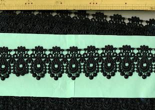 Photo: №704744-90:ケミカル黒:巾50mm