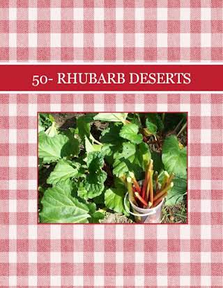 50- RHUBARB DESERTS