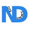 Note Dummy - Sticky Note icon