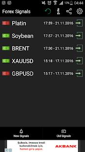 Forex Signals- screenshot thumbnail