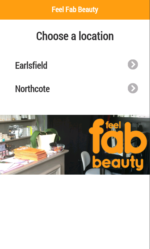 Feel Fab Beauty- screenshot