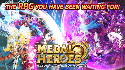 Medal Heroes : Return of the Summoners 2.2.2 screenshots 1