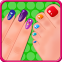nail games free for girls icon