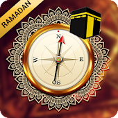 Qibla Compass; Prayer Times Azan Time Qibla Finder