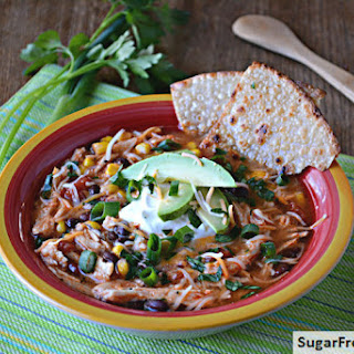 Healthy Crock Pot Chicken Enchiladas Recipes.