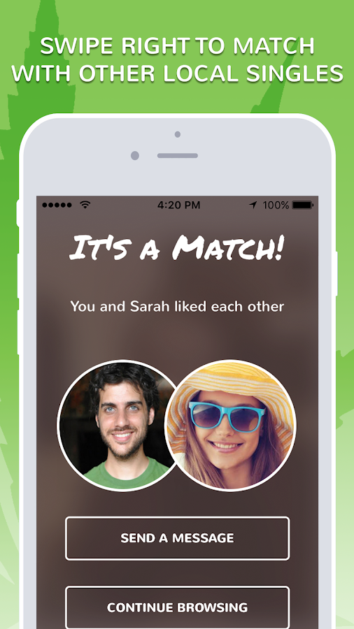 meet 420 singles dating