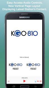 KGO 810- screenshot thumbnail
