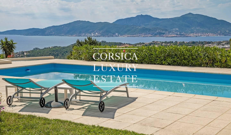 Maison avec piscine et terrasse Porticcio