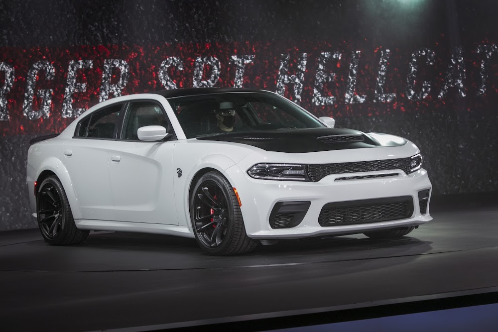 Dodge Charger Hellcat Redeye becomes world's fastest sedan - Business Day