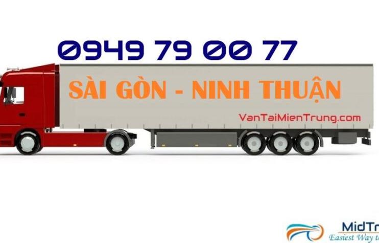Nhu cầu vận chuyển hàng đi Ninh Thuận ngày càng tăng