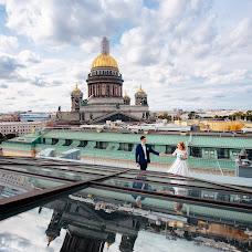 Wedding photographer Andrey Vasiliskov (dron285). Photo of 18.02.2017