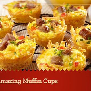 Amazing Muffin Cups *