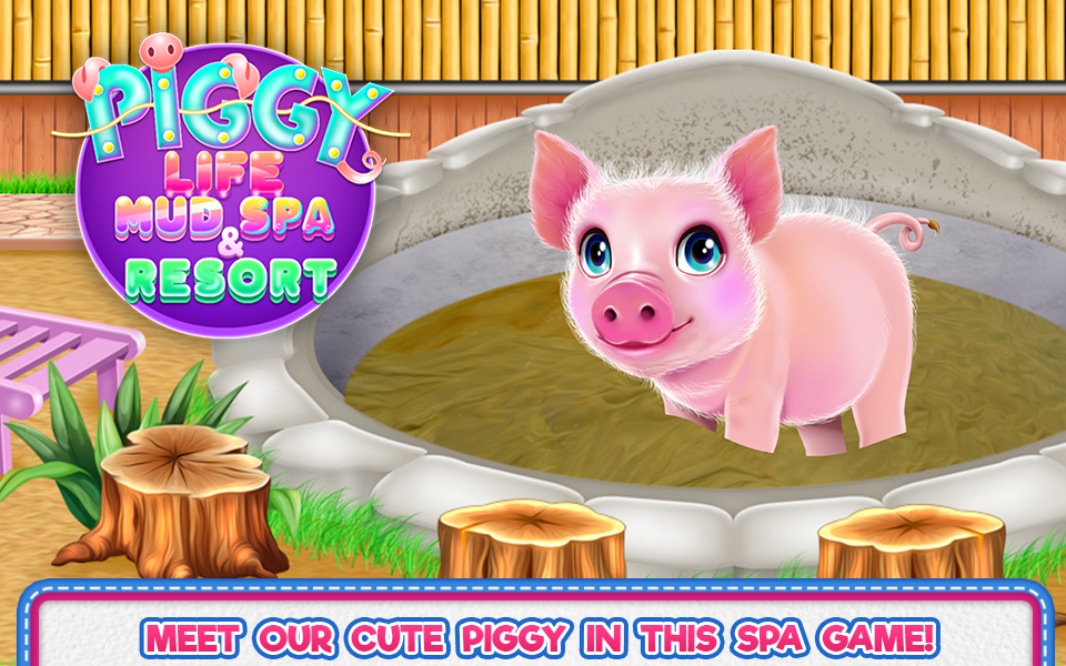 Piggy Life Mud Spa and Resort- screenshot