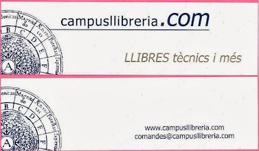 Photo: Campus Llibreria