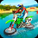 Water Surfing Motorbike Stunt 2.0