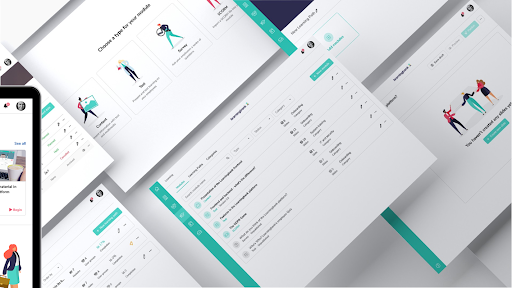 Learningbank Redesign 2019 preview