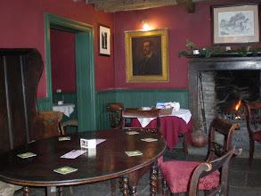 Photo: The Green Dragon lounge at Hardraw