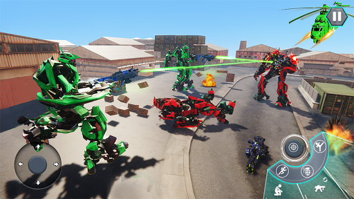 Us Army Robot FPS Shooting Strike Game 3D 2020 android2mod screenshots 9