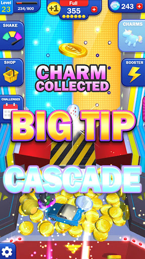 Tipping Point Blast! - Free Coin Pusher android2mod screenshots 6