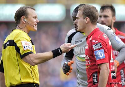 Exclu contre Bruges, Brecht Capon connaît le verdict final