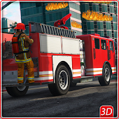 Fire Fighter Sim 911