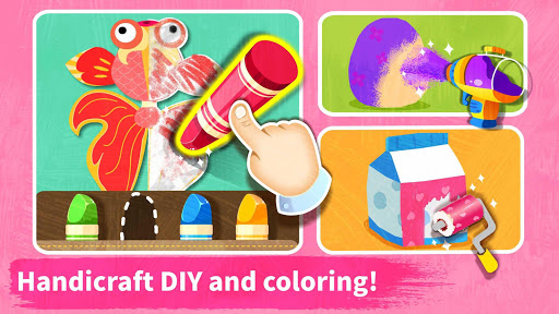Baby Panda's Art Classroom: Music & Drawing 8.39.11.00 4