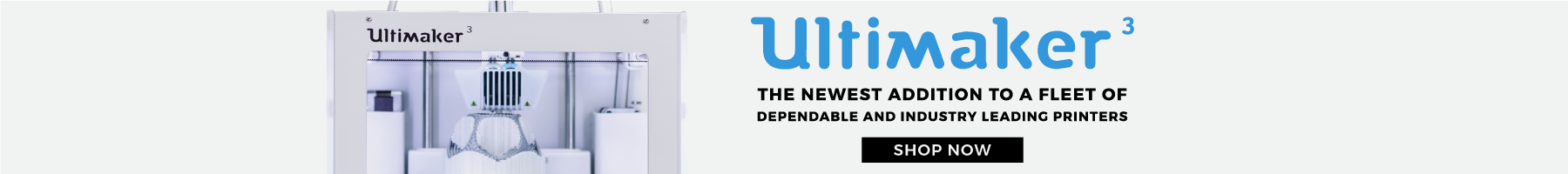 Introducing the Ultimaker 3
