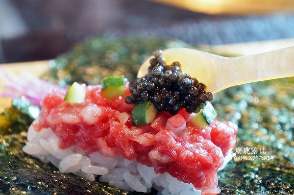 微風南山最高燒肉|和牛47 和牛佐頂級魚子醬、煙燻鮭魚、47種炊飯每天不同