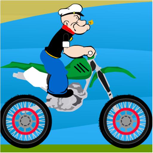 Papaye Racing Sailor Jungle Adventure