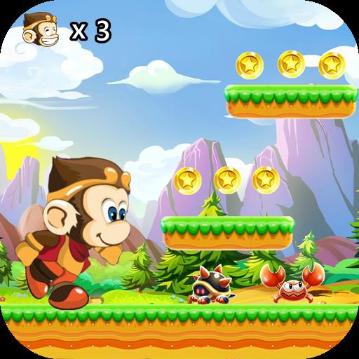 Monkey Run Jungle Adventure file APK Free for PC, smart TV Download