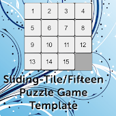 Slider Puzzle Template Demo
