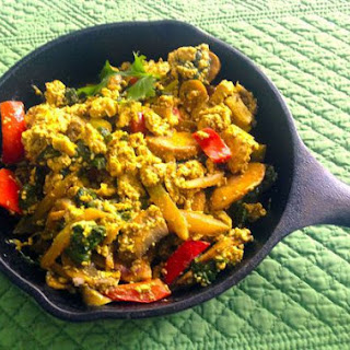 The Best Tofu Scramble You've Ever Had.