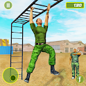Free Army Training Game: US Commando School icon