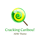 ADW Theme: Cracking Caribou! icon