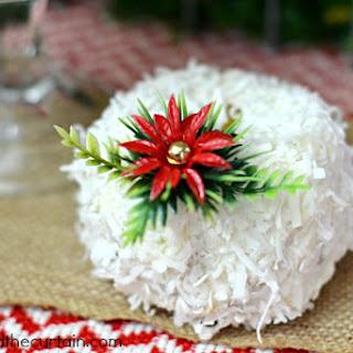 Mini Coconut Pecan Bundt Cakes.
