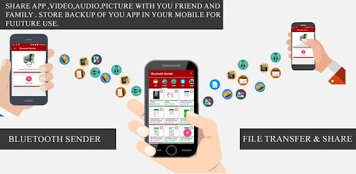 Bluetooth Sender - File Transfer & Share - Apps on Google Play