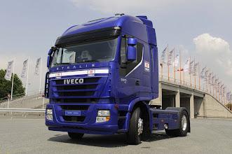 Photo: Iveco y Yamaha un mismo equipo