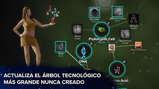 Celular a la singularidad: Evolución nunca termina screenshot 3