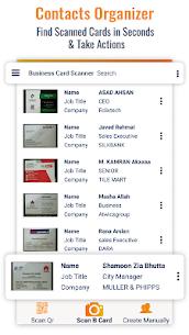 Business Card Scanner & Reader-Free Card Reader v4.5363 (SAP)(Premium) 4
