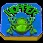 Edward Hopper   Retro Froggerish Arcade Classic Icon