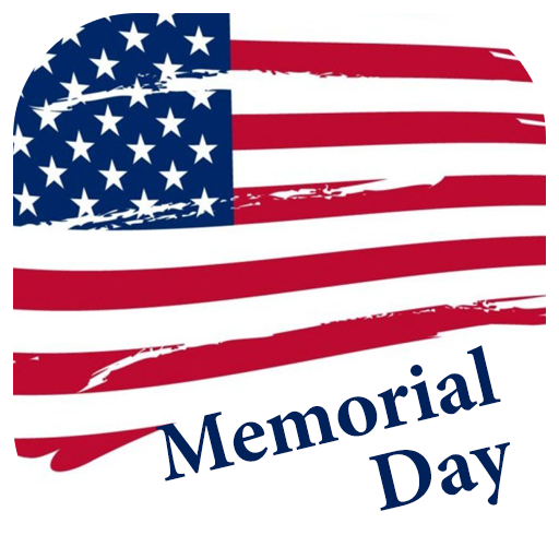 Memorial Day Theme Keyboard
