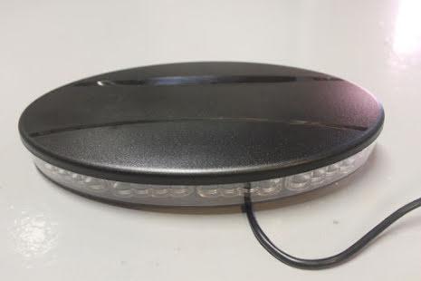 Varningsljusramp LED Kompakt