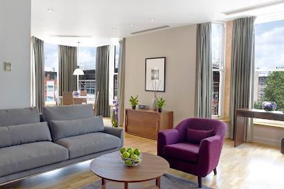 Harrington Court Apartments in South Kensington