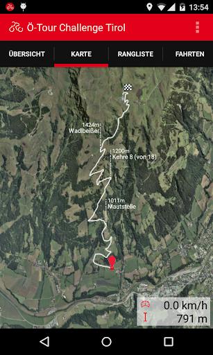 Ö-Tour Challenge Tirol|玩運動App免費|玩APPs