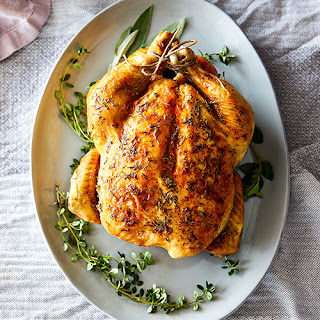Thirty-Minute Chicken Recipe
