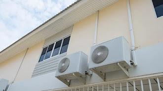 Vender o alquiler vivienda es más rentable con aire acondicionado