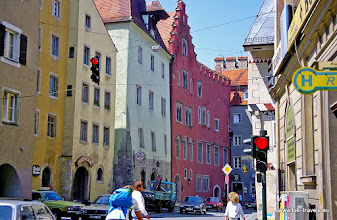 Photo: Regensburg. Kepplerstrasse.